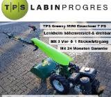 Einachser TPS Greeny MINI Einachser mit 7 PS Benzinmotor - Ganderkesee
