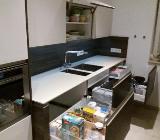 Rational Küche Koje 8, 1 3/4 Jahre alt - Damme