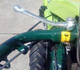 Einachser TPS Special Green 12 PS Diesel EStart Licht - Ganderkesee
