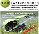 Universal-Einachser TPS Special Green 8,5 PS Frühjahrsoffensive! - Ganderkesee