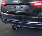 Anhängerkupplung Audi A4 Avant nicht Quattro,  speziell S-Line 2012-2015 - Apen