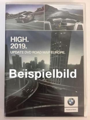 BMW Navigation DVD Road Map Europe HIGH 2018 - Wildeshausen