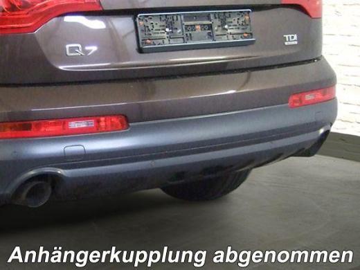 Anhängerkupplung für Audi-Q7 - 2006-2015 - Apen