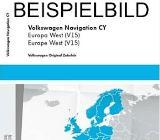 VW SEAT SKODA RNS 510/810 Westeuropa V15 2018 mit Blitzern - Bremen