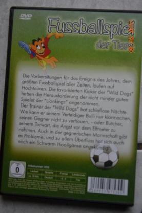 DVD Das Fußballspiel - Beverstedt