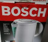 Weißer Wasserkocher aus Kunststoff - Wilhelmshaven
