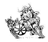 Motorradgeschichte Gummikuh&Pastperfect - Achim
