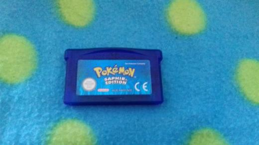 Pokemon Saphir Edition - Zeven