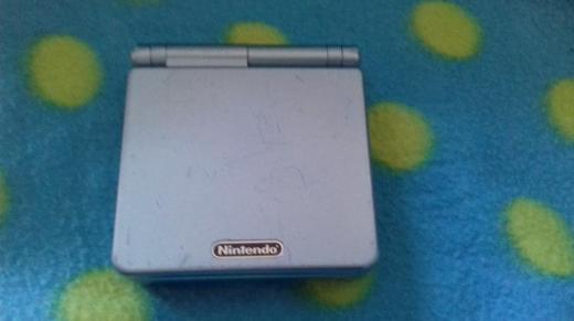 Gameboy Advance SP - Zeven
