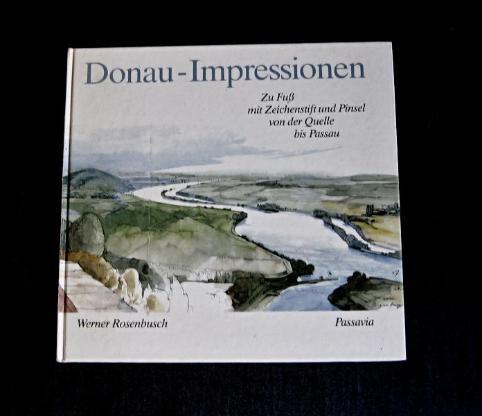 Donau-Impressionen mit Zeichenstift und Pinsel - Wilhelmshaven