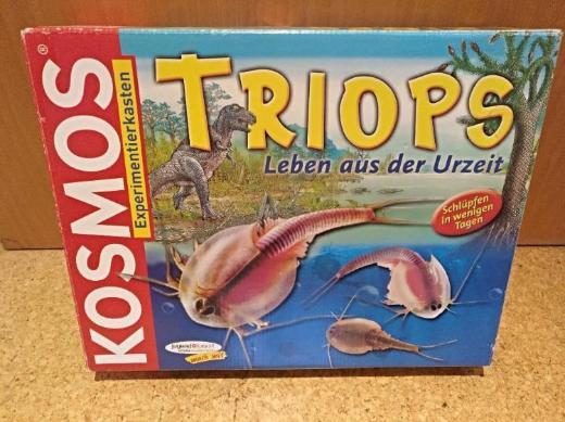 Kosmos - Experimentierkasten - Triops, Leben aus der Urzeit - Oldenburg (Oldenburg) Osternburg