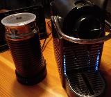 Kaffeekapselmaschine: Krups XN 301 T Nespresso Pixie + Aeroccino - Oldenburg (Oldenburg) Osternburg