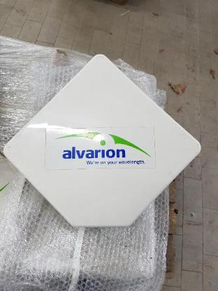 Alvarion BreezeACCESS VL 45 Clients mit Basisstation