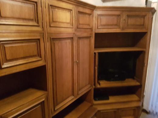 Schrankwand Eiche (Castle Furniture) - Diepholz