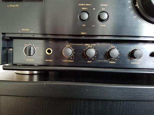 Verstärker Onkyo Integra A-8990 - Diepholz