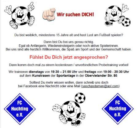 Fußballerinnen geuscht - Bremen