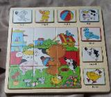 Diverseine Puzzels und Spiele + eine warme Winterhose - Otterndorf