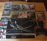 Verkaufe PS3 mit 10 spiele - Bothel