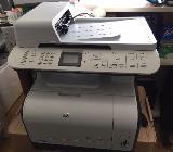 HP Color LaserJet CM1312nfi MFP - Worpswede