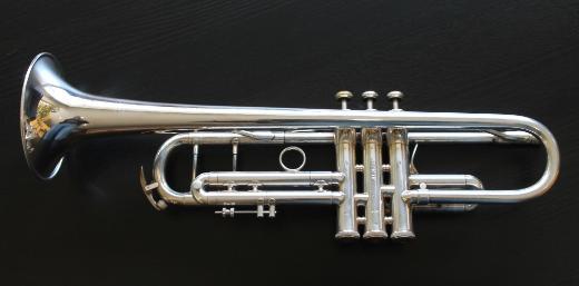 King Silverflair B Jazz - Trompete inkl. Koffer - Bremen Mitte