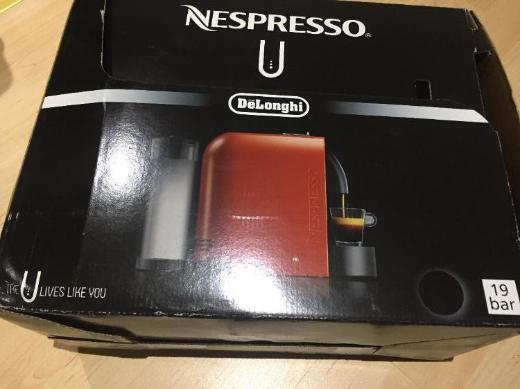 DeLonghi EN 110.B Nespresso U Die Farbe ist Schwarz - Bremen