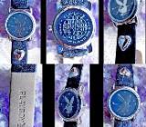 Originelle, beliebte Damen-Marken-Armbanduhr, Lederarmband, top Zustand! - Diepholz