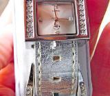 Sehr elegante Damen-Armbanduhr, kaum getragen, nahezu neuwertiger Zustand! - Diepholz