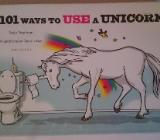 Illustrationsbuch - 101 Ways to use a Unicorn - Oldenburg (Oldenburg) Osternburg