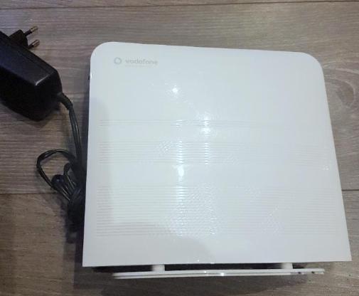 Vodafone Easy Box 802 DSL Router WLAN/ISDN,Analogen Endgeräte & UMTS - Verden (Aller)