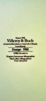 Teller/Kuchenteller/Frühstücksteller 20cm Durchmesser / Nr. 3 - Achim