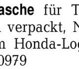 Honda Innentasche für Top -