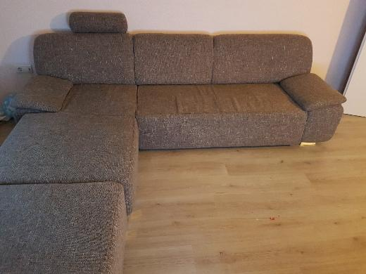 Graues Sofa - Bremen Schwachhausen