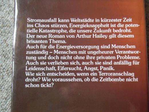 Arthur Hailey - Hochspannung - Berne