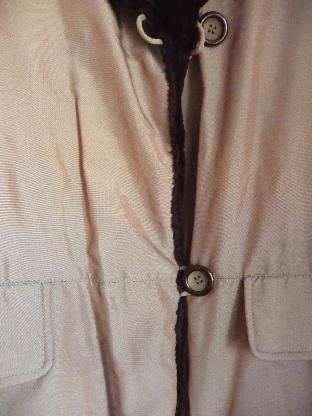 Damen Jacke, grau glänzend - Weyhe