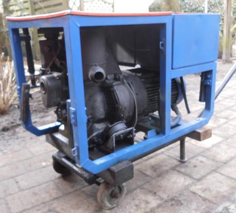 BW Generator mit Dieselmotor Bundeswehr Diesel - Delmenhorst