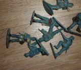 215 Soldaten Figuren 1:32 Airfix & Matchbox 70/80er Jahre - Bremen