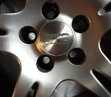 4 CMS Alufelgen, waren auf VW New Beetle von 2007... - Cuxhaven