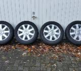 VW Alufelgen Magny Cours 205/55 16 Zoll mit Winterreifen - Bremen