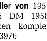 5 DM Silberadler von 1951 -