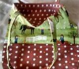 Schöne Kinder Tasche. Mit Pferdemotiv - Bremerhaven