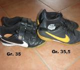 Hallensportschuhe Nike Gr. 35 und 35,5 - Bremen