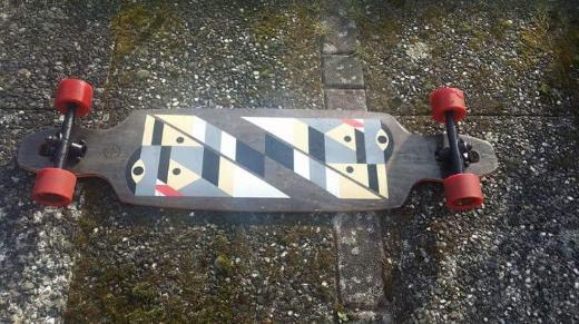 Longboard im sehr guter Zustand! - Zeven