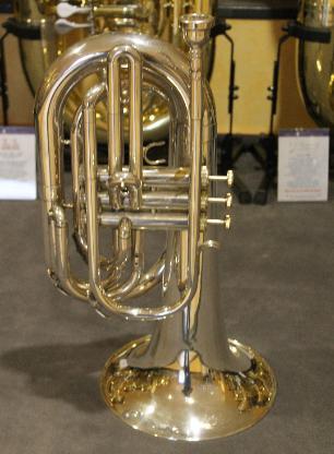 Original Yamaha Basstrompete in Bb. Mod. YBH 301 MS inkl. Koffer - Bremen Mitte