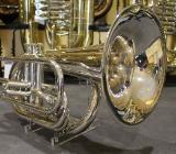 Original Yamaha Basstrompete in Bb. Mod. YBH 301 MS inkl. Koffer