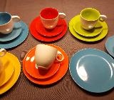 Frühstücksgeschirr Colour it von ASA - Stuhr