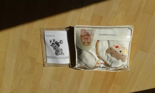 GESSLEIN Kinderwagen - Garrel