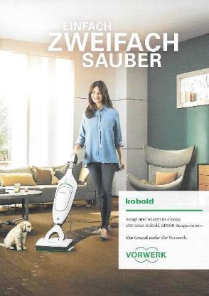 Vorwerk Staubsauger  Barbara Pausewang - Lohne (Oldenburg)