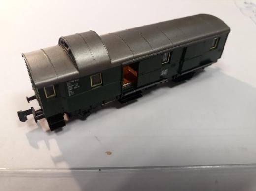 Modell Eisenbahn Trix - Bremervörde