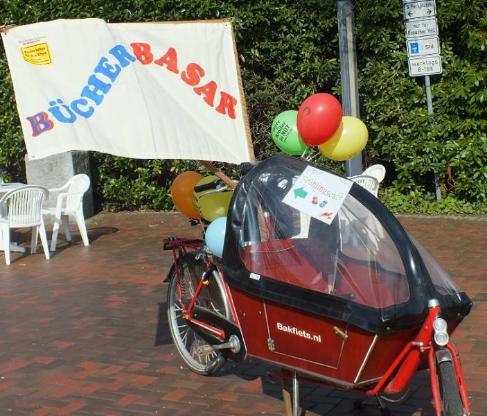 Spenden Sie Bücher für Bildung - Delmenhorst