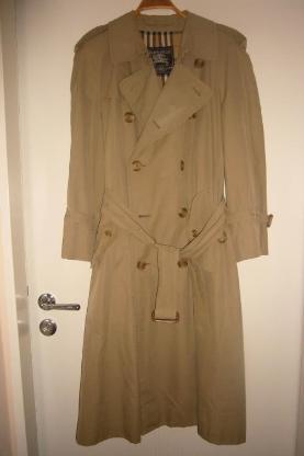 Burberry Trenchcoat Gr. 48 - Oyten